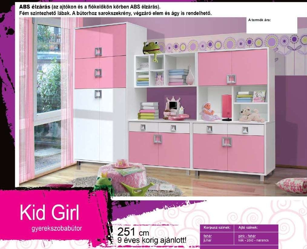 Kid Girl gyerekb�tor